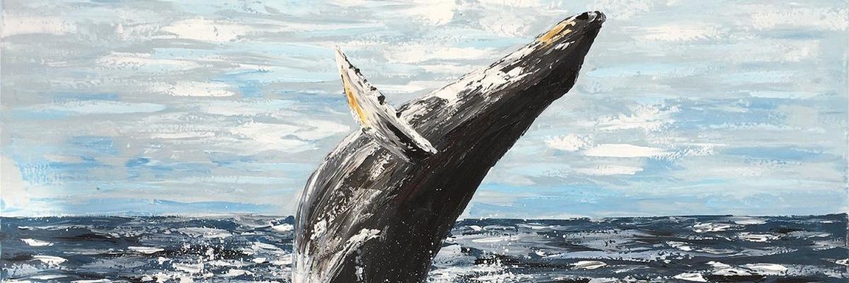 malerier dyr og natur